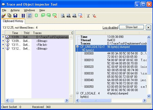 TraceTool 8: The Swiss-Army knife of trace - The Code